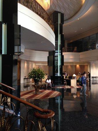 Eastin Hotel Kuala Lumpur: lobby area