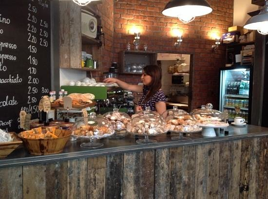 The Coffee Tree: the bar