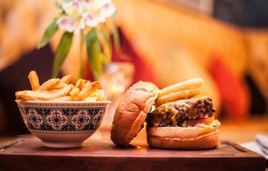 Asoka: Wagyu Beef Burger