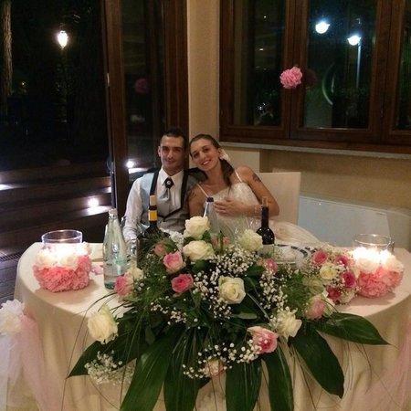Park Hotel Marinetta: Matrimonio