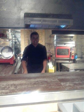 La Guingette du Vieux Moulin : chef cuisinier