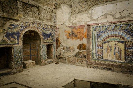 Parco Acheologico di Ercolano: Herculaneum