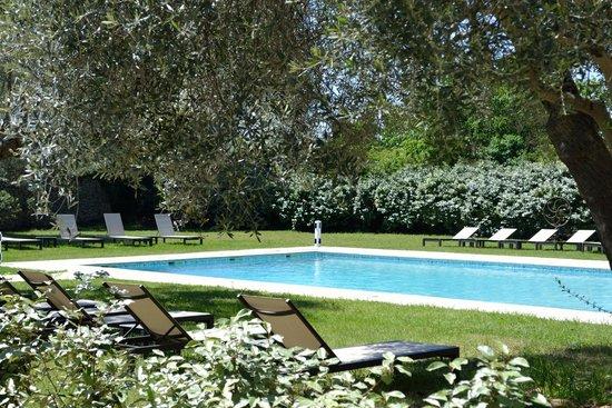 لا بيجودي سانت - بيير: La Piscine ouverte de 9h00 à 19h00