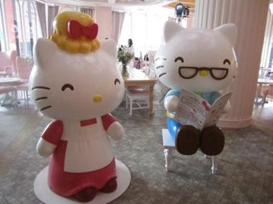 Where Is The Hello Kitty House Located hello kitty house, bangkok - siam - restaurant reviews, phone