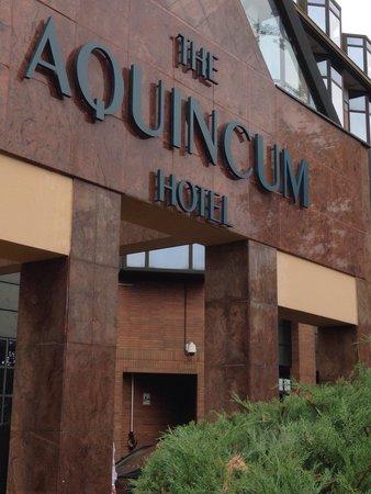 ذا أكوينكوم هوتل بودابست: Aquincum Hotel
