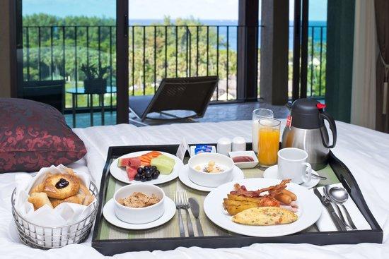 صنسوري بوكيت: Breakfast
