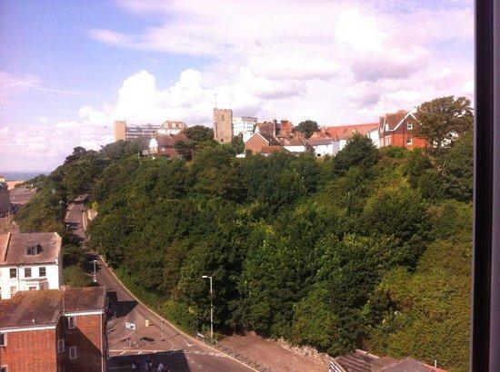 جراند بورستين هوتل فولكيستون: 7th floor view !!