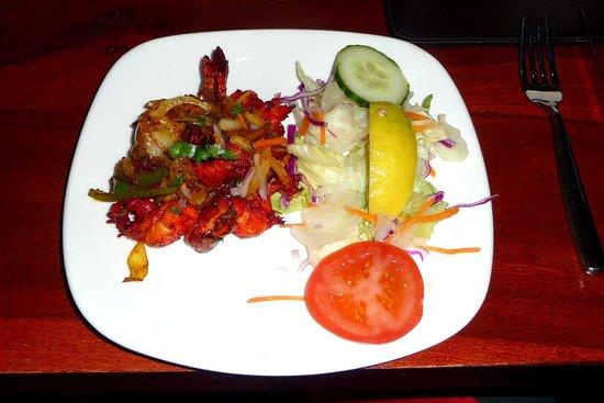 Asmara Indian Cuisine & Cocktail Loungue: Starter