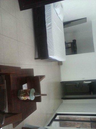 بارايسو بيتش هوتل: interior de una suite