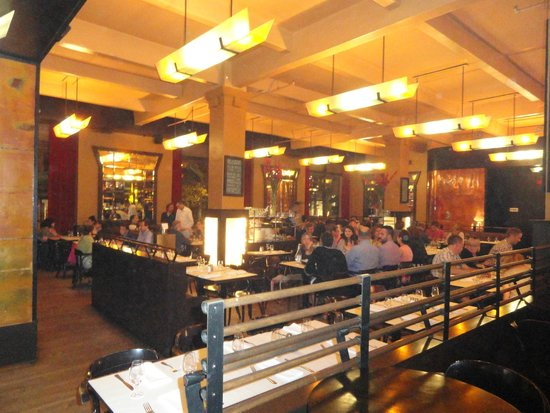 Restaurant Holder: The Dinning Area