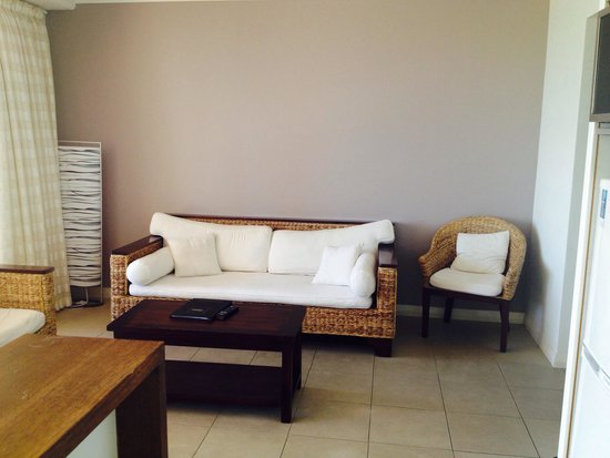 Blue Horizon Resort Apartments: Lounge area