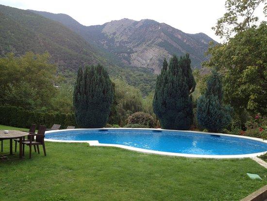 Hotel Riberies: Piscina