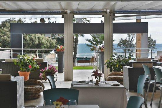 Hotel Meridional: Hotel Meridional Terraza