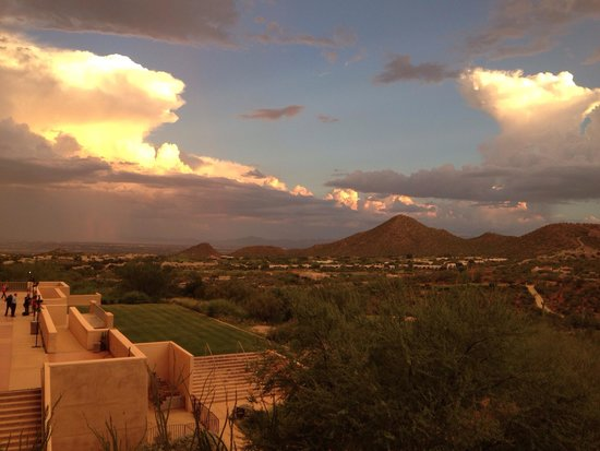 ‪‪JW Marriott Tucson Starr Pass Resort & Spa‬: View from the hotel‬