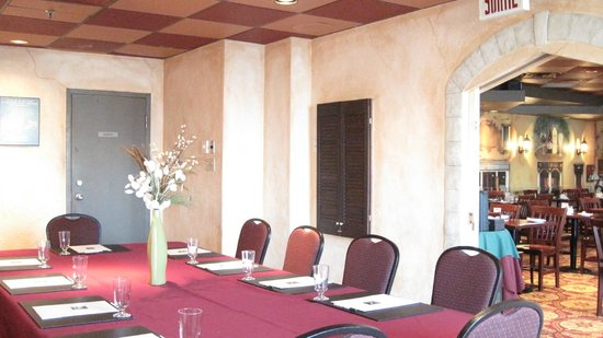 Quality Hotel Montreal East / Olympic Parc : Graffiti's Conference Room