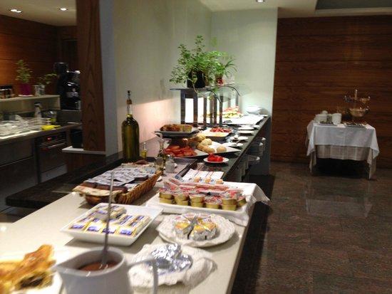 Hotel Riberies: Desayuno