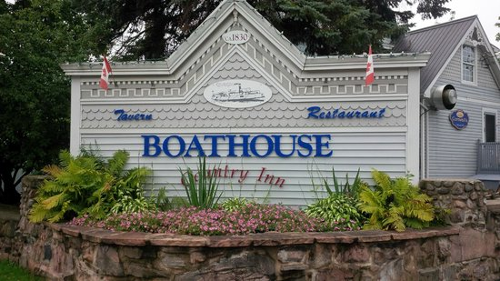 ‪‪Boathouse Country Inn‬: Welcome to Rockport Boathouse Inn‬