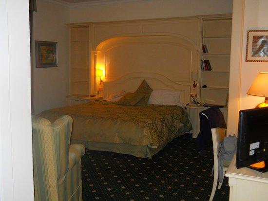 Hotel Terme Tritone Thermae & Spa: camera