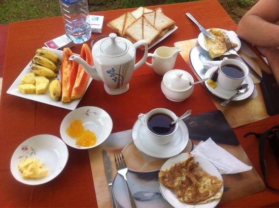 Hotel Ancient Village: Petit déjeuner