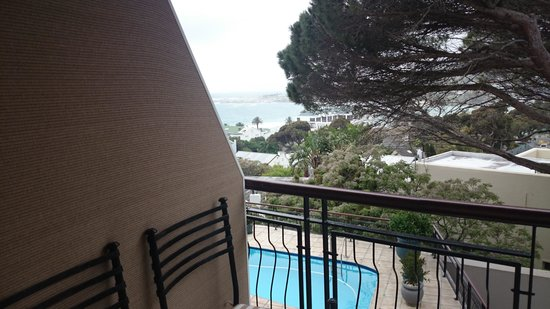 Balfour Place Guesthouse: sea view !?