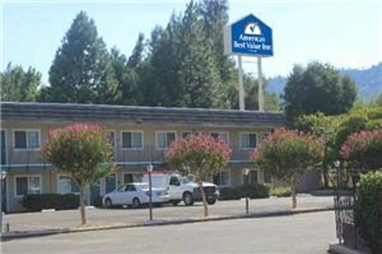 Americas Best Value Inn- Ukiah: Welcome to Americas Best Value Inn Ukiah