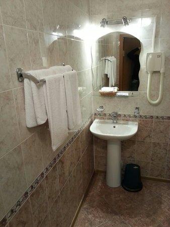 Seliger Hotel: Ванна