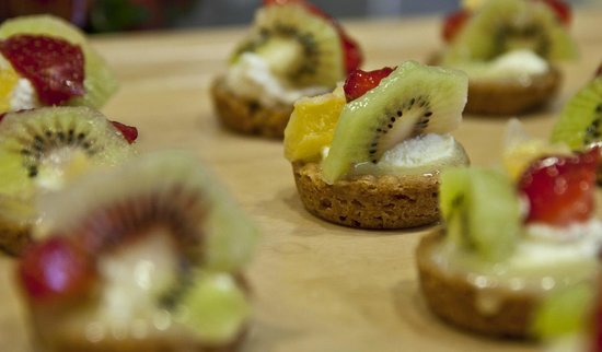 Stables Kitchen: Afternoon tea sweet treats