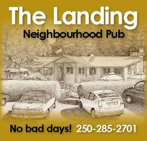 Landing Neighbourhood Pub: No Bad Days!