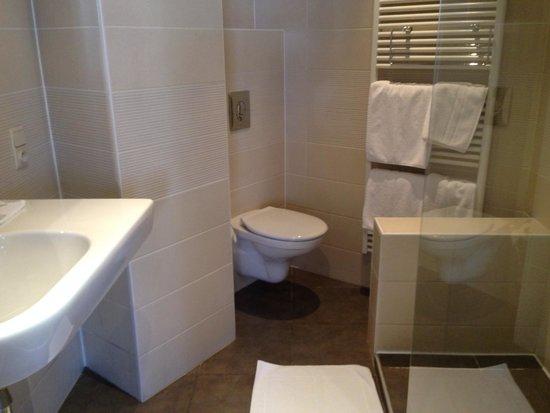 Hotel Frederiksborg: Bathroom