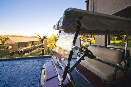 صنسوري بوكيت: Our buggy car