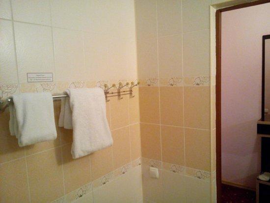 Armada Comfort Hotel: номер