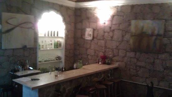 Orquidea Thai Restaurant: gorgeous small bar