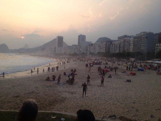 Ipanema Beach: .