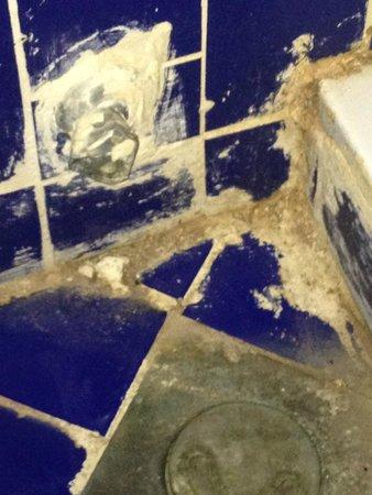 Karma: shower base & floor