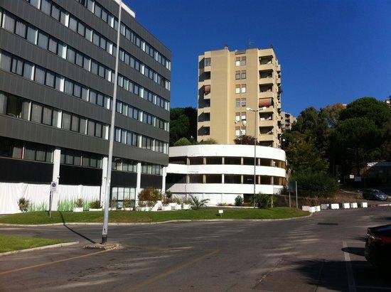 Hotel Rome Pisana: esterno