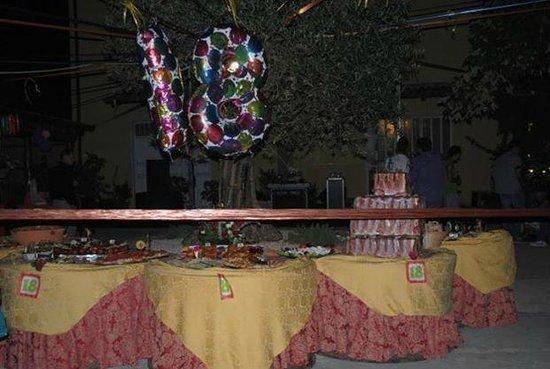 Azienda Agrituristica Masseria Montenero: feste varie con buffet