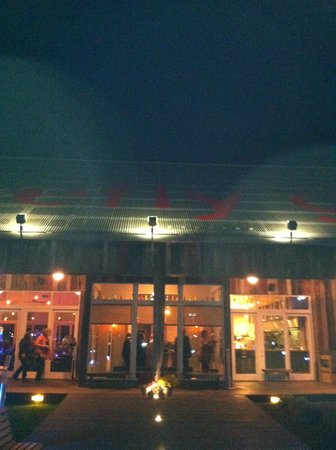 firefly grill: Summer Night at Firefly Grill