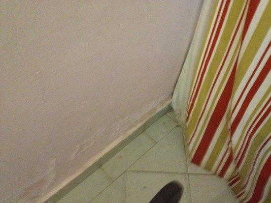 Karma: paint peeling
