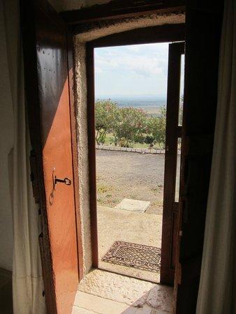 Masseria Pescorosso: panorama camera