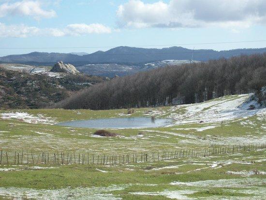 Le Poiane B&B: Nelle montagne intorno (a 6 km)