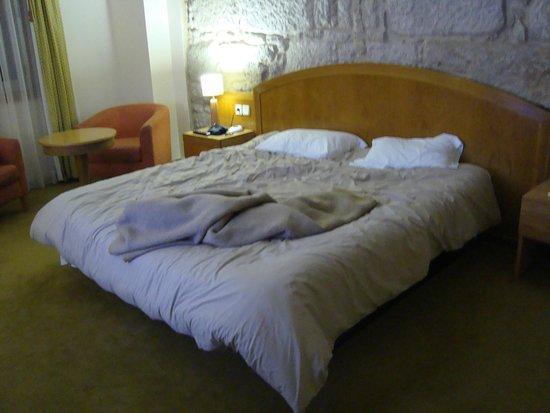 Montalegre Hotel: cama suite