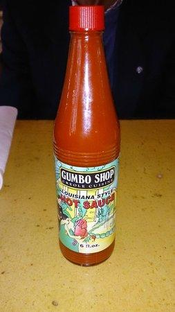 Roberts Gumbo Shop: Hot Sauce