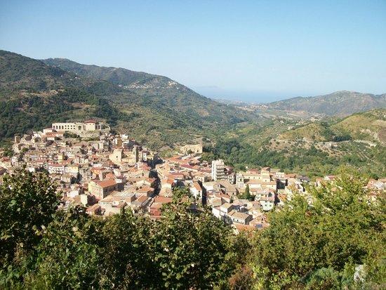 Le Poiane B&B: Panorama del paese ( a 2 km)