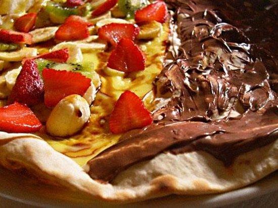 Lambertucci Daniela: Pizza Show Dolce