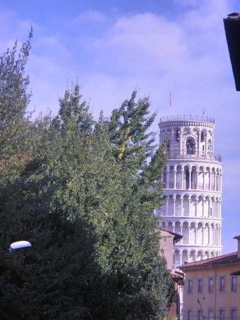 Hotel Francesco: desayuno con vistas