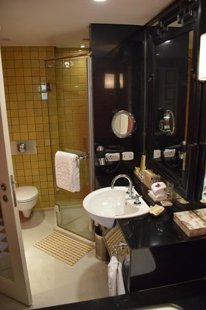Jai Mahal Palace: Petite salle de bain