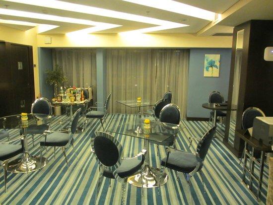 Crowne Plaza Hotel - Athens City Centre: Executive Lounge