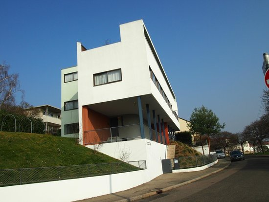 Weissenhof Colony (Weissenhofsiedlung): Museo Le Corbusier
