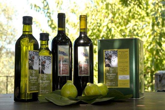 Agriturismo Brasino: i nostri prodotti