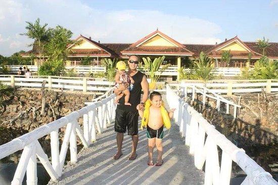 Punta de Uian Resort & Hotel: Punta de uian